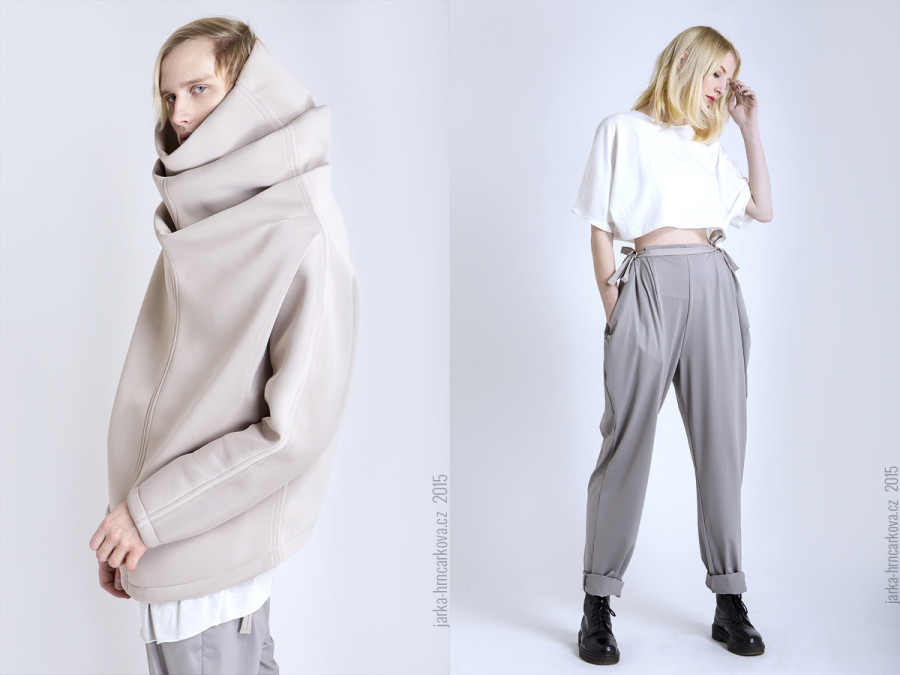 vošon praha módní fotograf móda klauzury fashion story fashion editorial  moda
