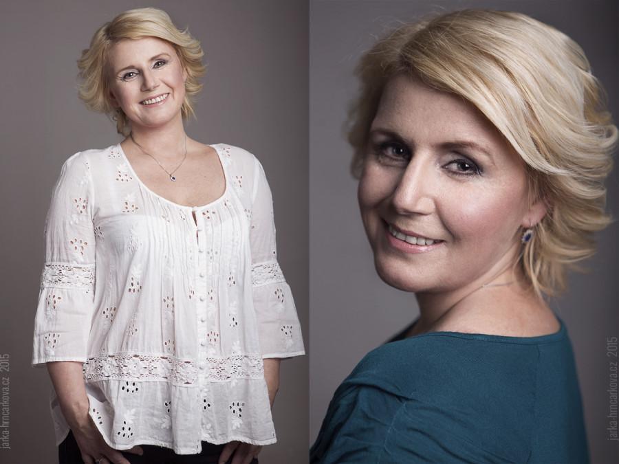 praha portrétní fotograf portrét módní portrét fotky do životopisu cv business foto  modni portret