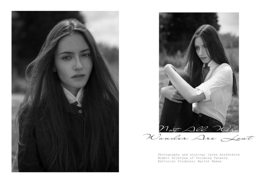 satelity přirozené přírodní portét moedlka fototest fashion story fashion etno editoriál dlouhé vlasy černobílý atmosferický  fototesty